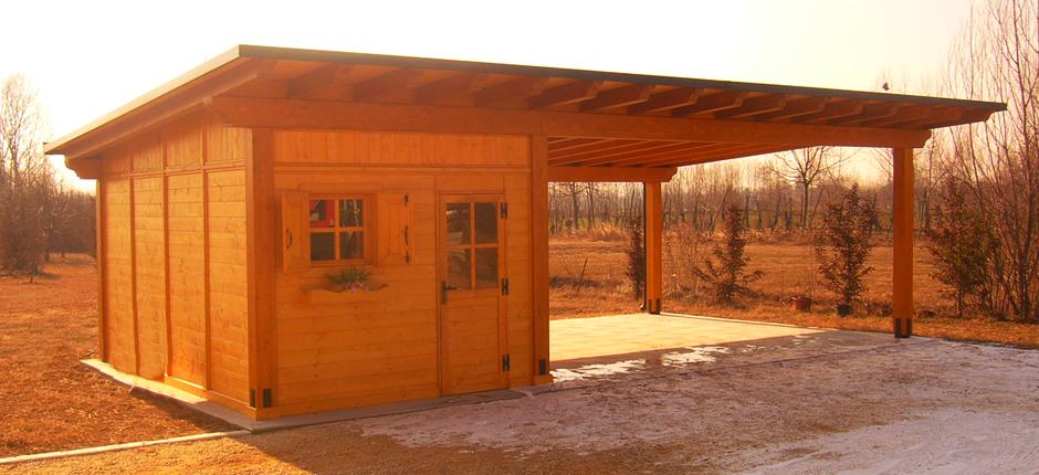 Il meglio di potere tettoie in legno e vetro prezzi casette for Casette di legno prezzi